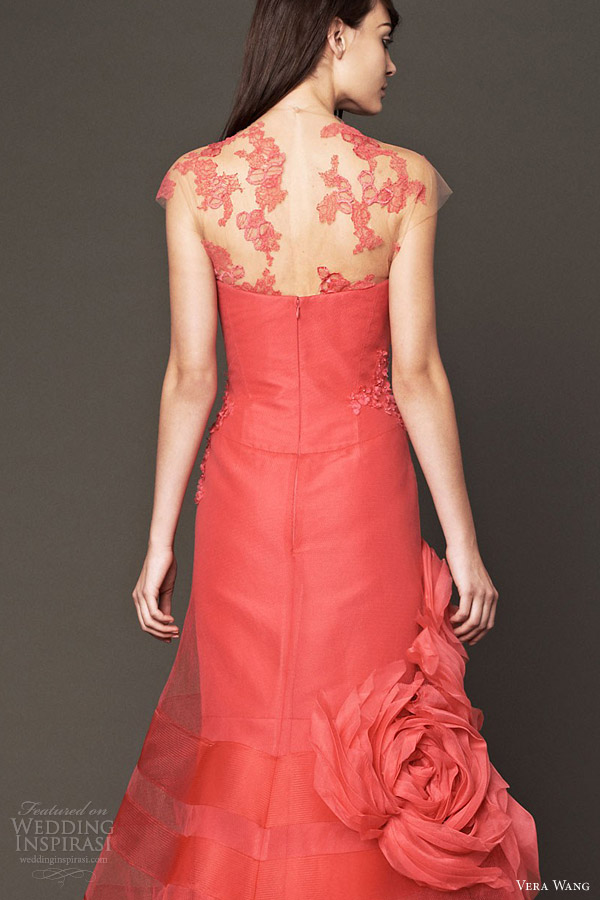 Vera Wang Bridal Fall 2014 Wedding Dresses Wedding Inspirasi