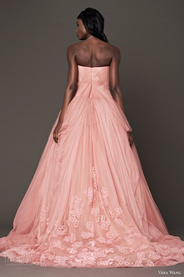 Ball Gown Wedding Dresses By Vera Wang : Vera wang bridal fall wedding dresses inspirasi
