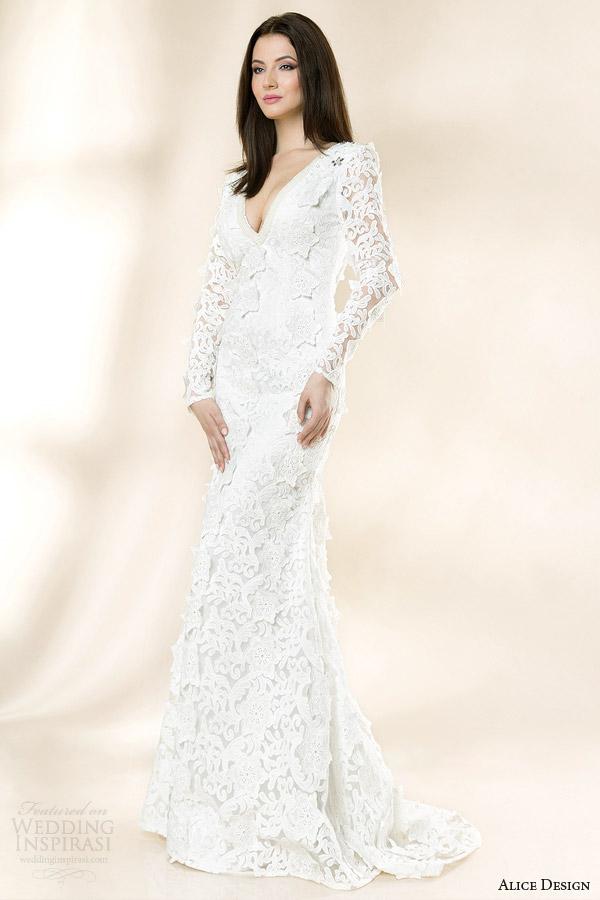 Sabrina Wedding Dress 52 Elegant alice design bridal sabrina