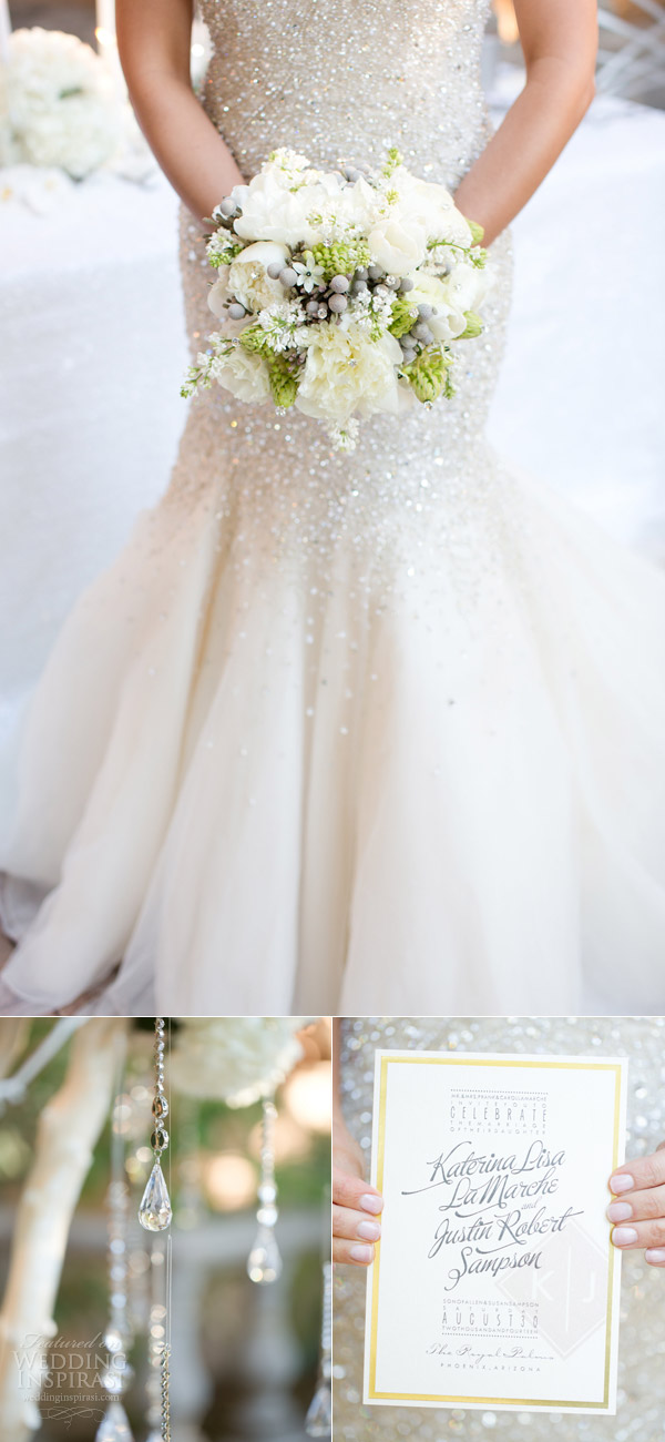 allure couture 2014 wedding dress style c286 white winter inspiration photo shoot