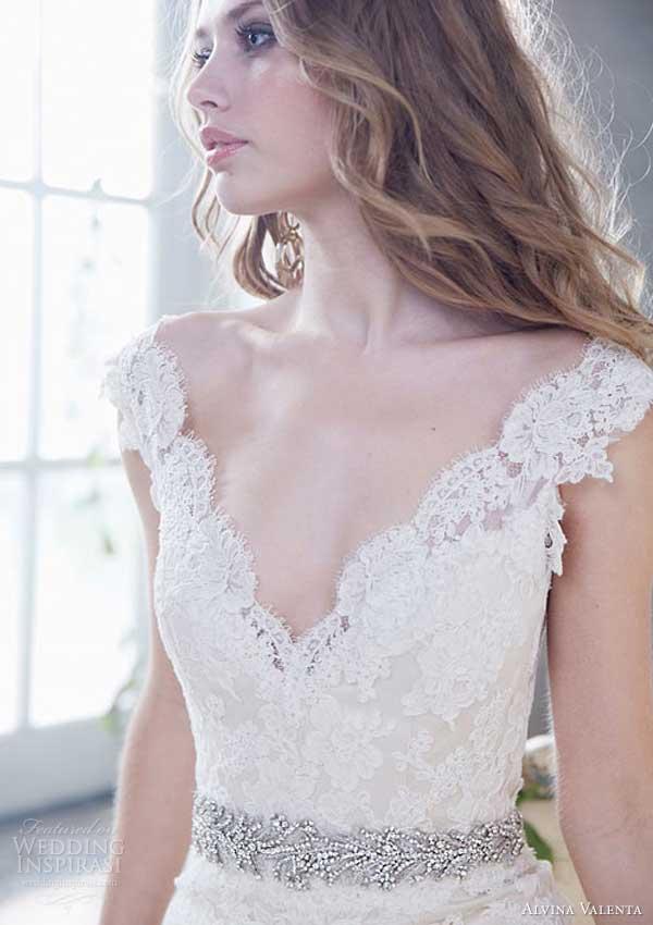 Alvina Valenta Spring 2014 Wedding Dresses | Wedding Inspirasi
