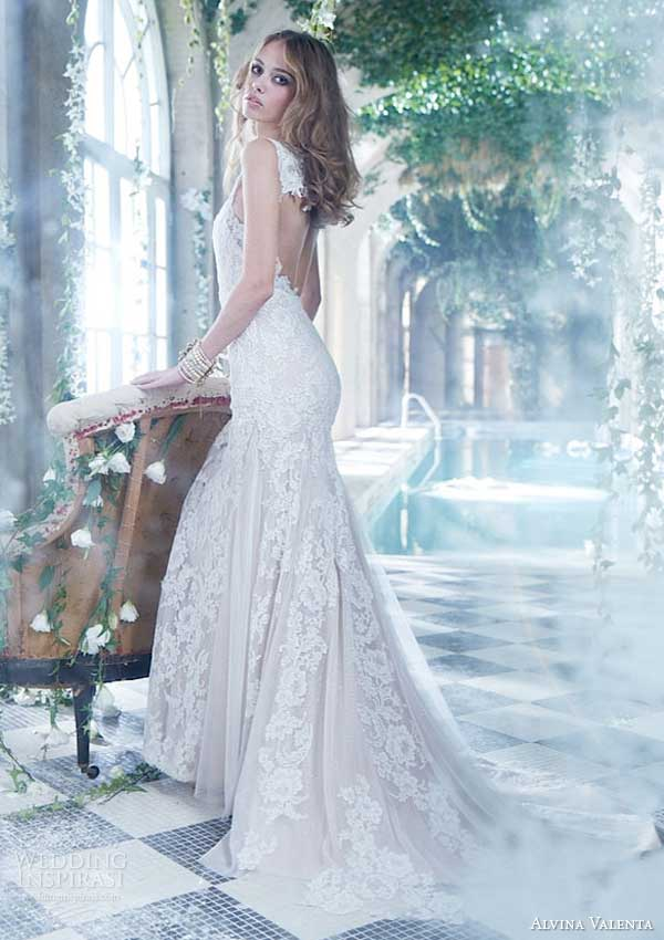 Bridal Trends 2014 Wedding Dress Silhouettes The Godet