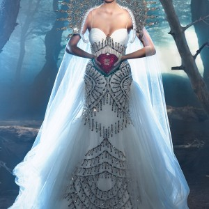 dar sara 2014 vienna bridal collection empress wedding dress
