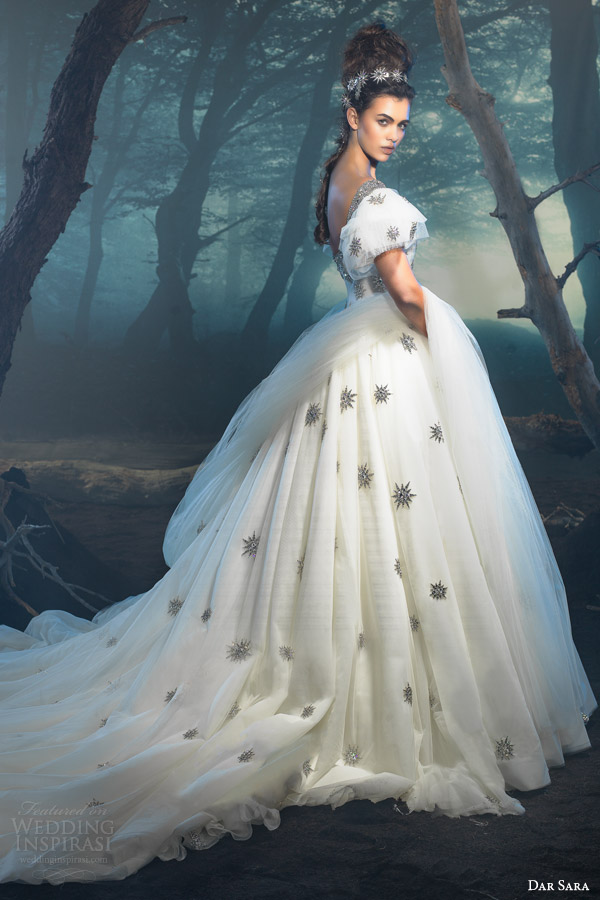 Princess Inspired Wedding Dresses