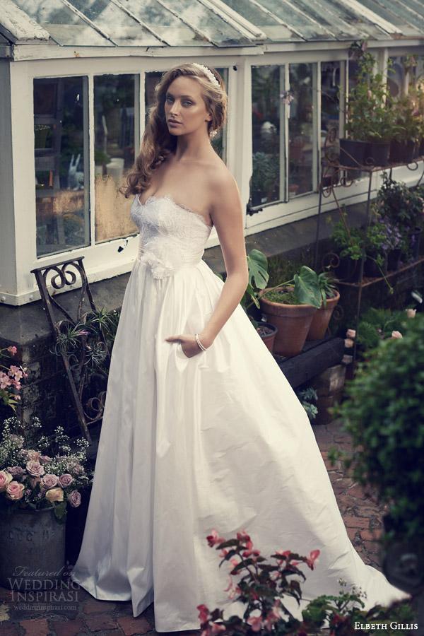 Elbeth gillis bridal 2014 wedding dresses wedding inspirasi page 2