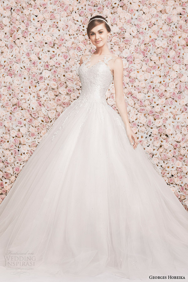 Ball Gowns Wedding Dresses