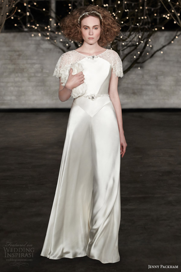 jenny packham bridal 2014 nanetter wedding dress
