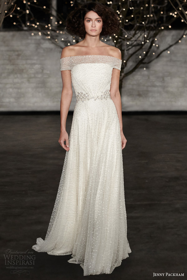 jenny packham bridal spring 2014 wedding dresses wedding