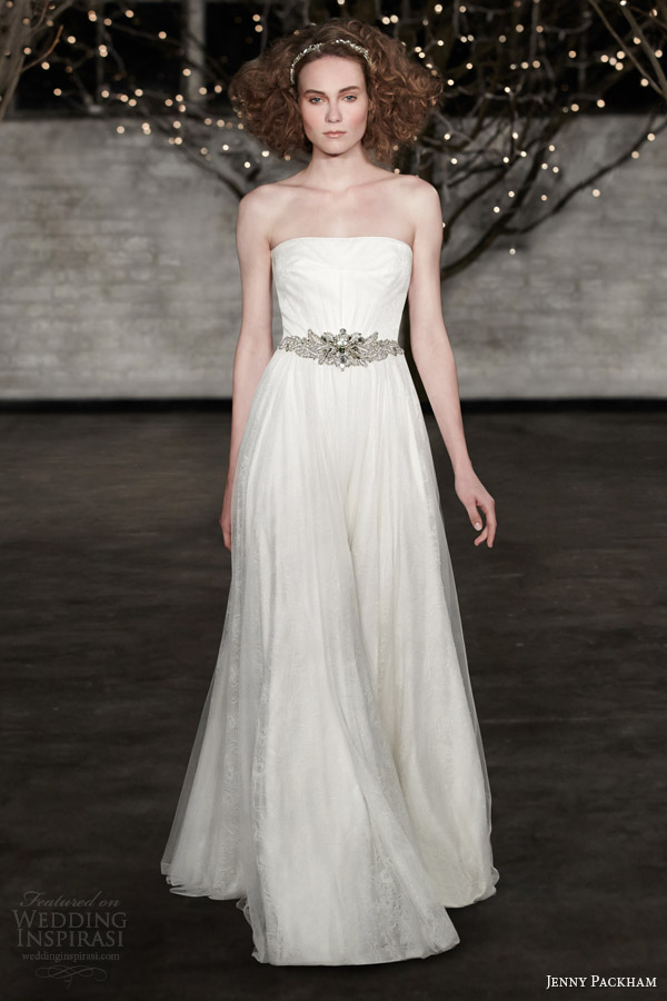 jenny packham wedding dresses spring 2014 bridal marianne gown