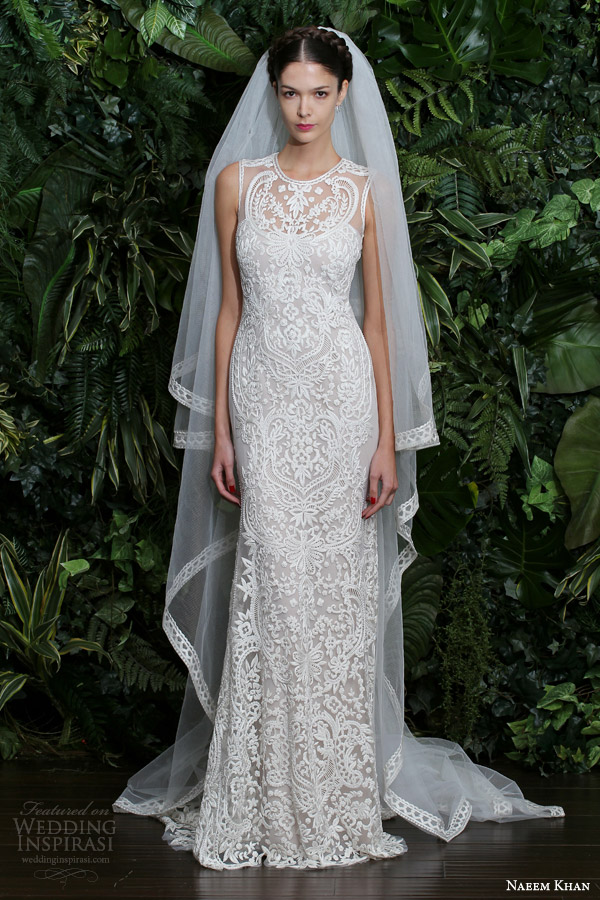 Naeem Khan Wedding Dresses