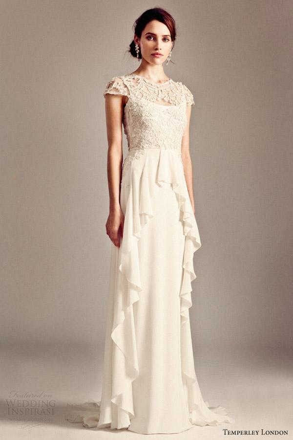 temperley london 2014 iris bridal collection bluebell wedding dress