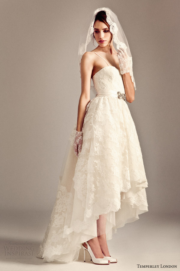 Temperley London 2014 2015 Wedding Dresses Iris Bridal