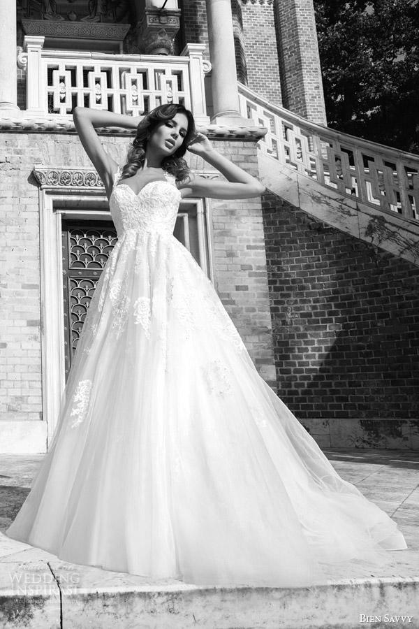 bien savvy 2014 romania wedding dress amelie