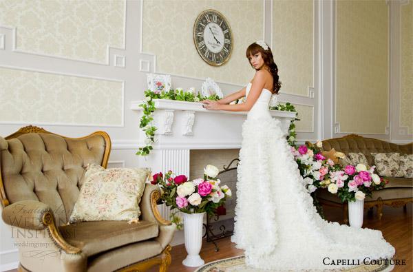 capelli Bridal Couture 2014 vestidos de noiva