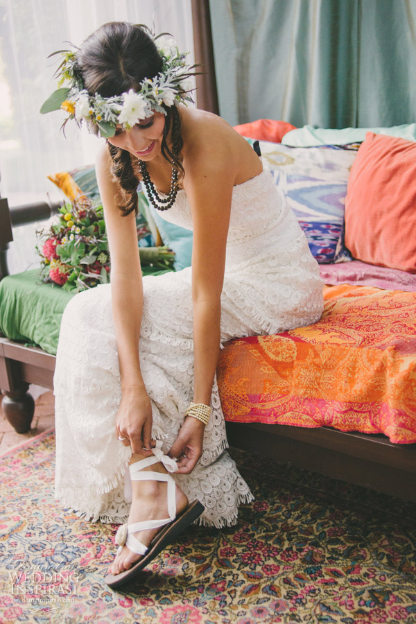 Win a Celia Grace Wedding Dress + Sseko Designs Bridal Sandals ...