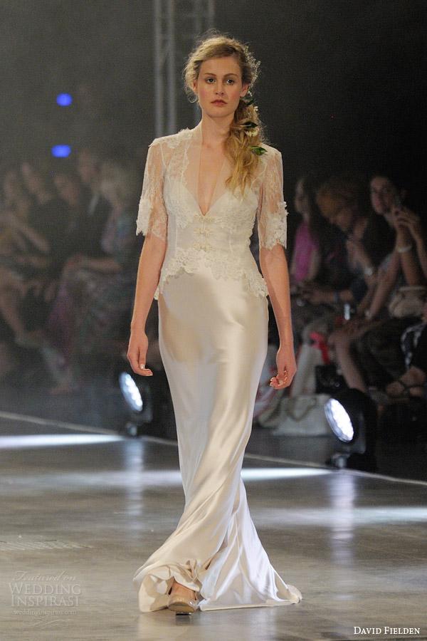 David Fielden Bridal 2014 Wedding Dresses