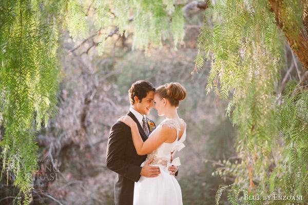 enzoani 2014 gage teacup wedding dress rustic fall themed bridal shoot