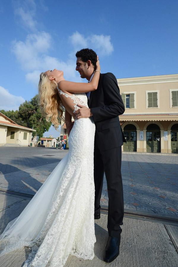 galia Lahav de noiva 2014 noiva casal de verdade shoot