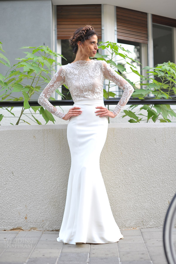 galia lahav wedding dresses real brides wedding inspirasi