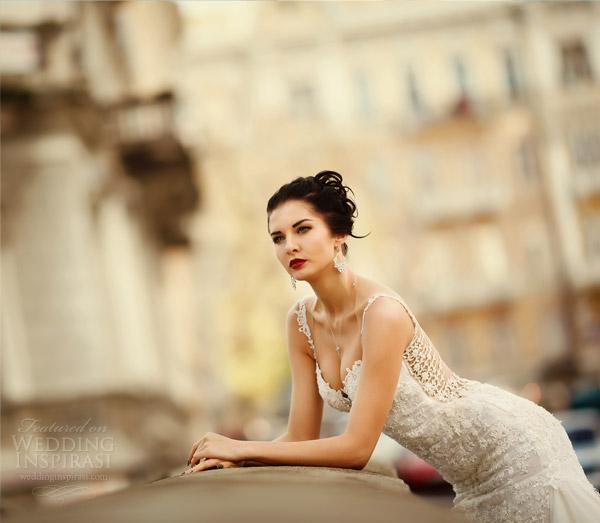 vestidos de noiva galia Lahav 2014 noivas verdadeira sessão de fotos