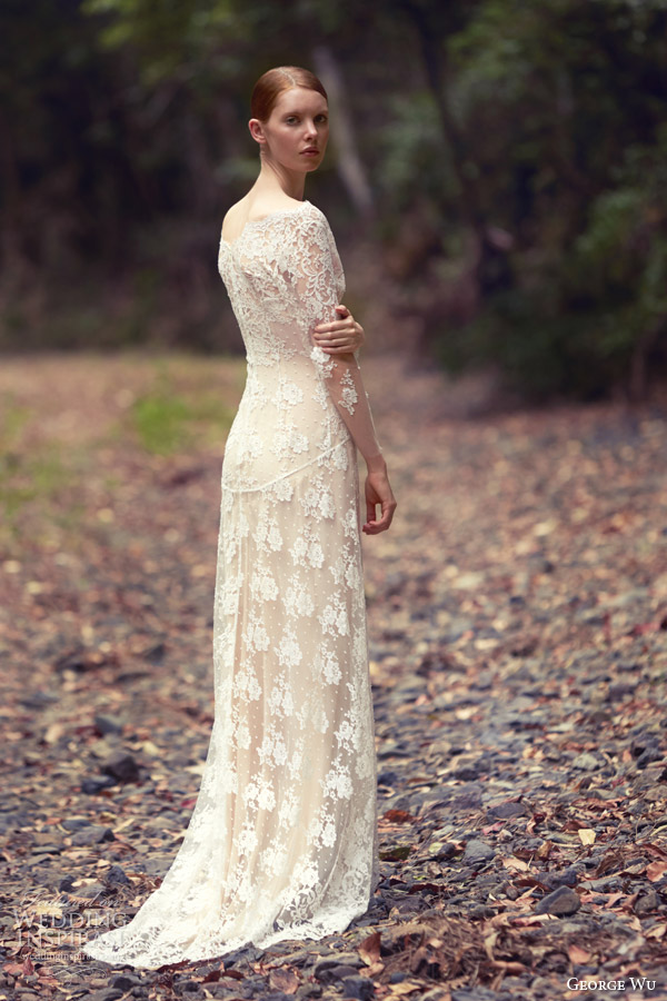 George Wu Wedding Dresses — The Light of Eden Bridal Collection ...