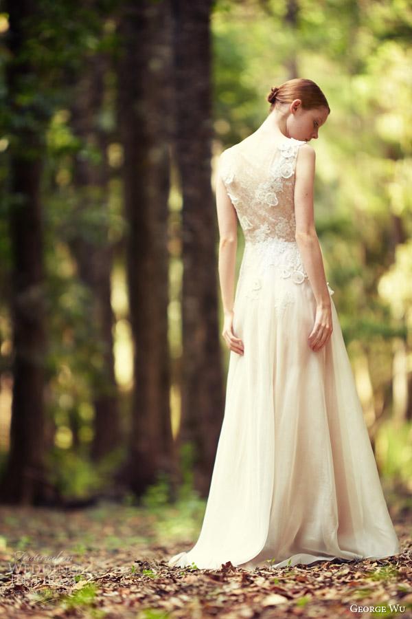 Eden Wedding Dresses 28 Cute george wu bridal gnosis