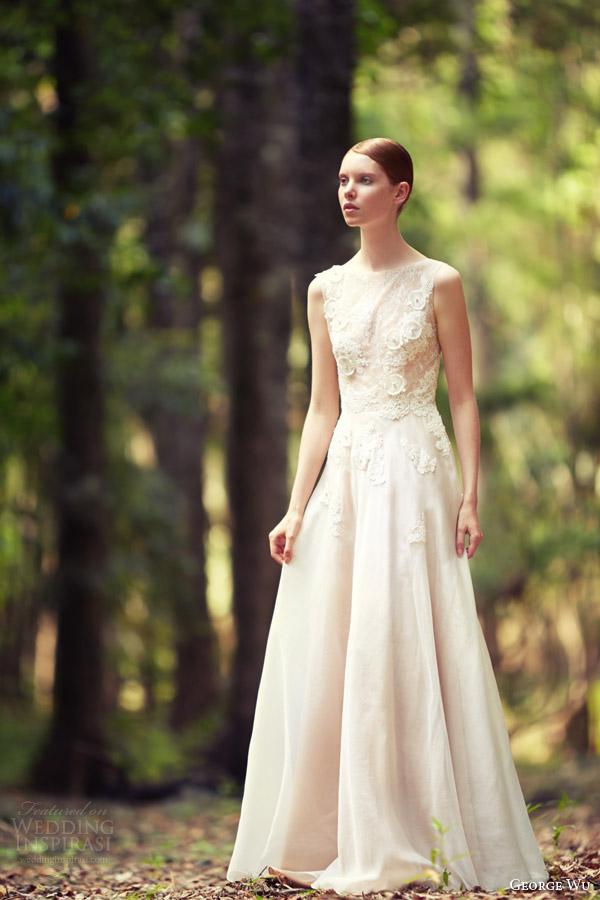 Eden Wedding Dresses 56 Beautiful george wu bridal gnosis