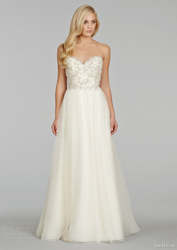 jim hjelm wedding dress jim hjelm wedding dress bridal gowns back jim 5267