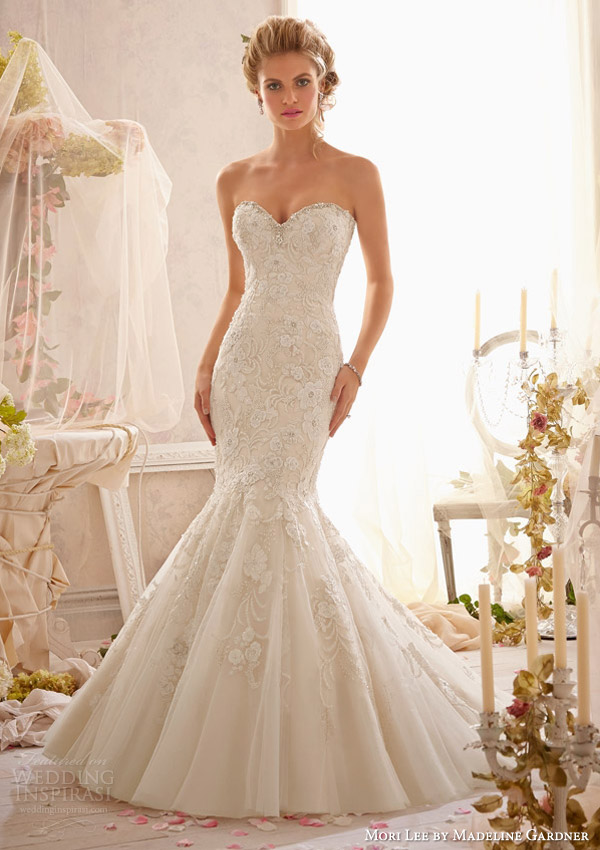 fashion madeline gardner wedding dress