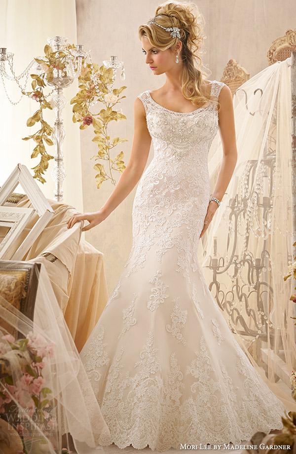 mori lee by madeline gardner bridal spring 2014 wedding style 2601