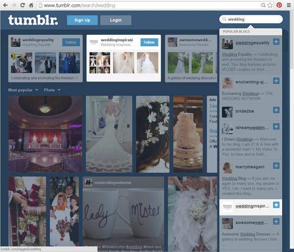 most popular wedding blogs on tumblr wedding inspirasi 600