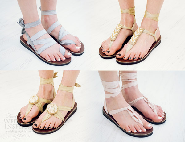 972eb7cbf10aed sseko designs bridal sandals customizable colors accessories gold pink  silver