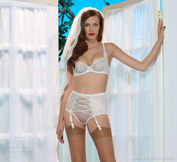 942494886d agent provocateur bridal collection iyla bra full brief panties