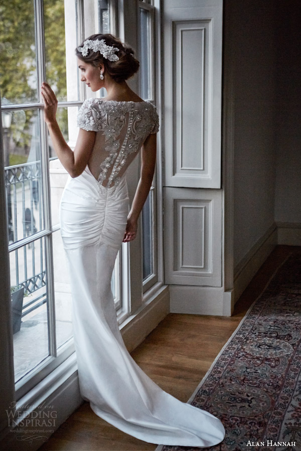 alan hannah 2014 gwyneth wedding dress back swarovski crystal beadwork