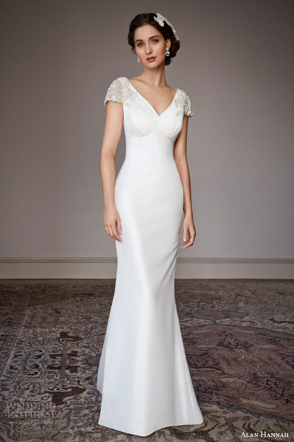 alan hannah 2014 gwyneth wedding dress