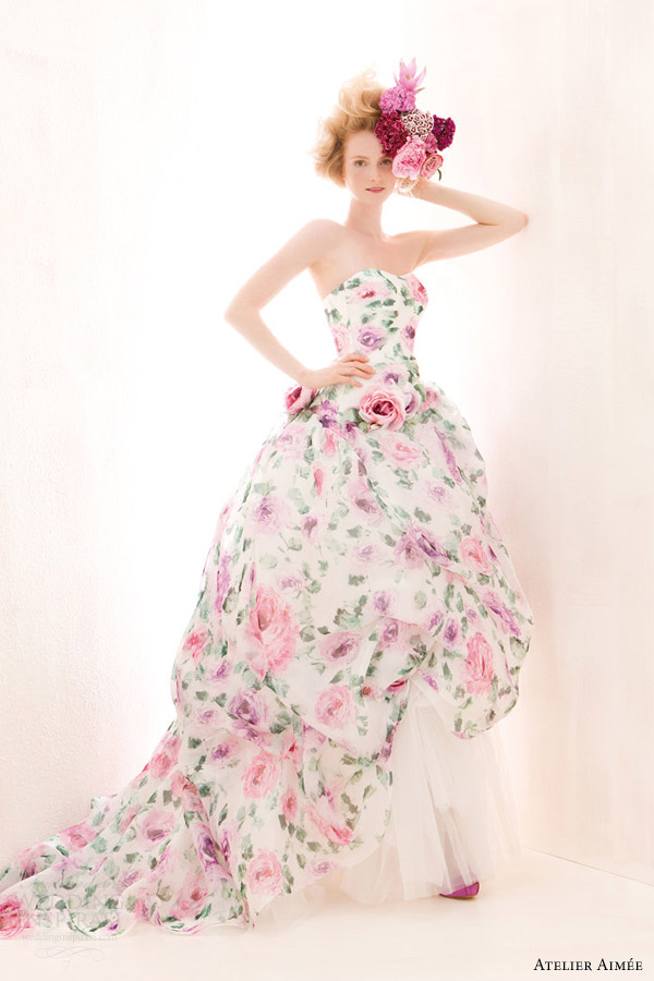Print wedding dress newest for Pawn shops that buy wedding dresses