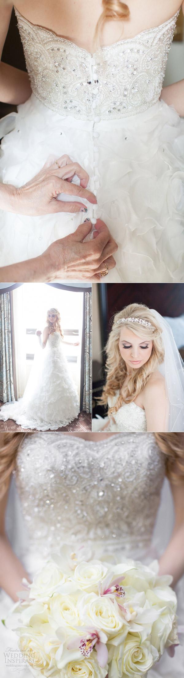 City Chic Wedding Dresses : Chic city wedding in downtown chicago inspirasi