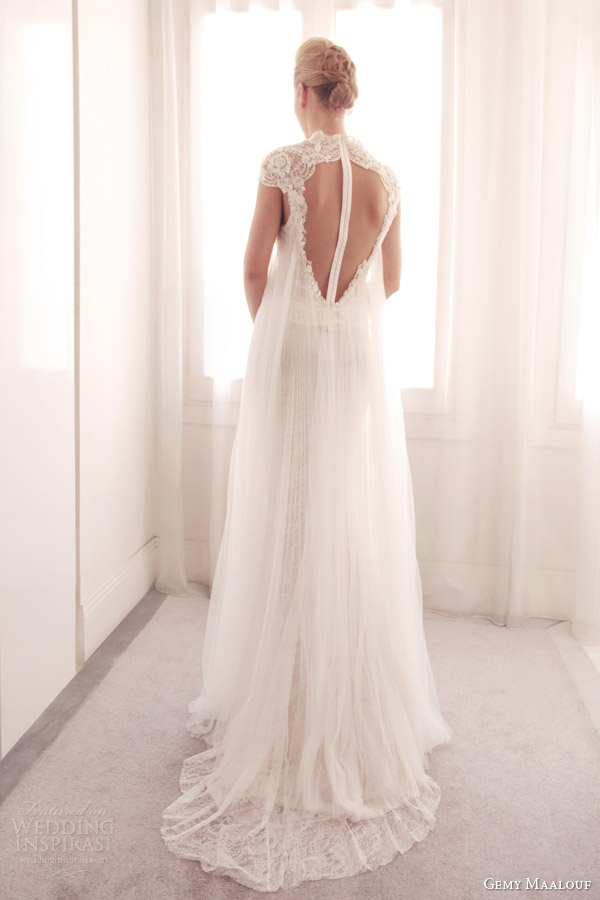dress to wear to wedding gemy maalouf bridal 2014 wedding dresses wedding 3706
