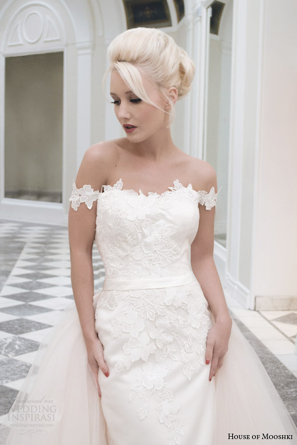 House Of Mooshki Fall 2014 Wedding Dresses Wedding Inspirasi Page 2