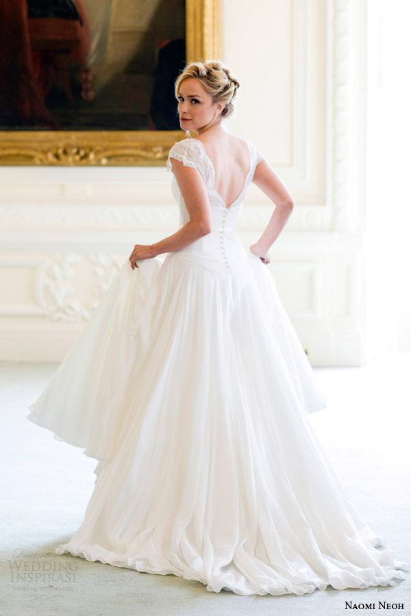naomi neoh bridal 2014 dahlia wedding dress