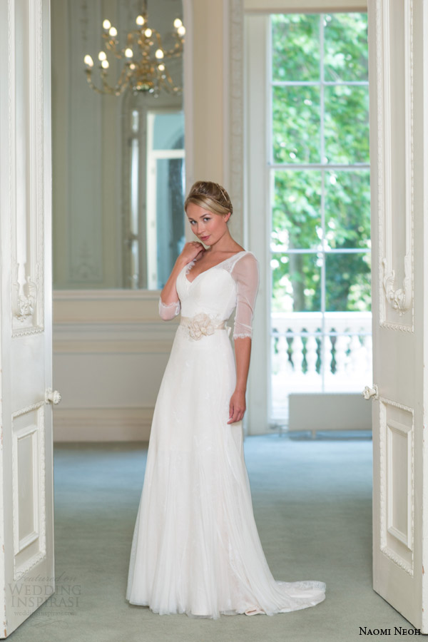 naomi neoh wedding dress 2014 violetta bridal gown