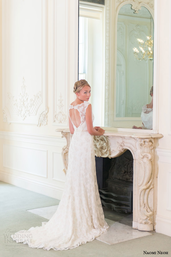 naomi neoh wedding dresses 2014 penelope wedding dress scalloped keyhole