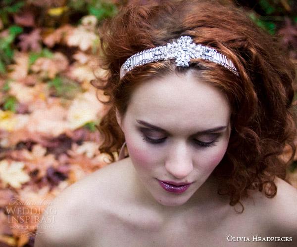 Head Band Wedding 82 Fancy olivia bridal accessories audrey