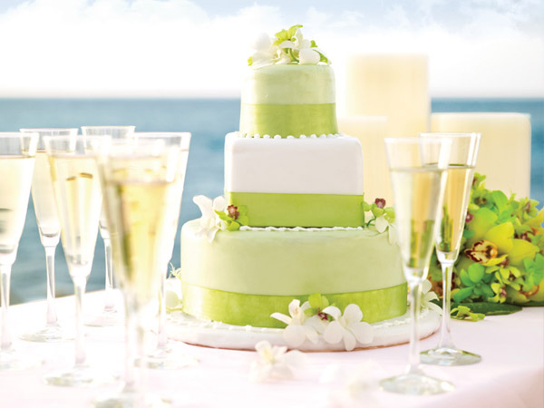 all inclusive couples resorts jamaica wedding cake