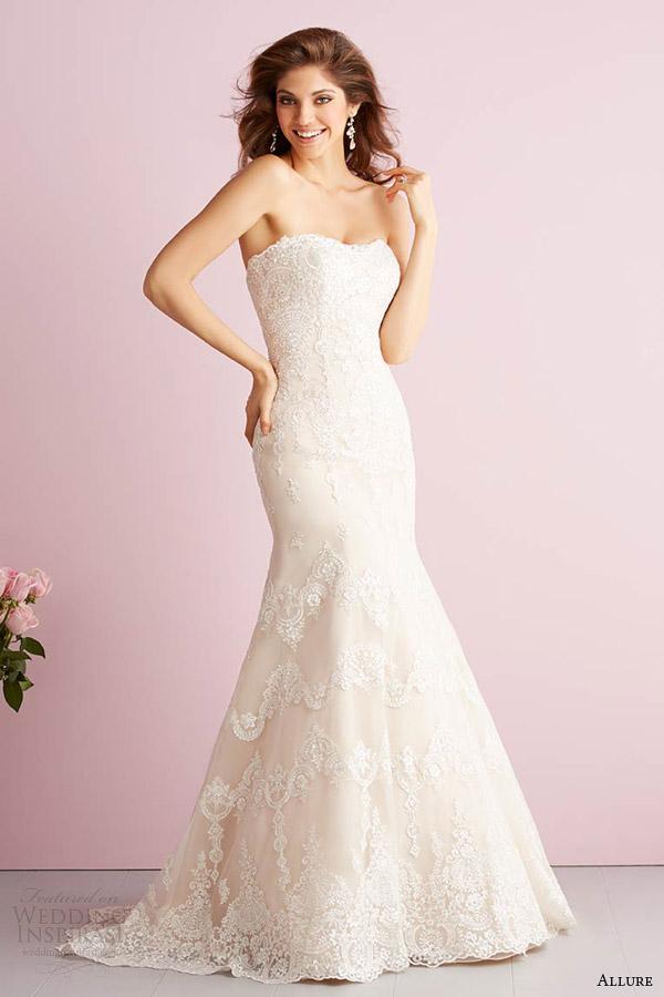 bridals fascínio primavera 2014 fascínio romance coleção vestido estilo 2712