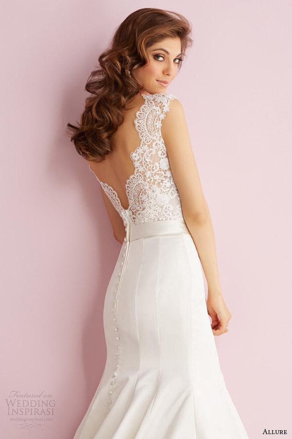 Allure Romance Spring 2014 Wedding Dresses Wedding Inspirasi