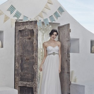 bhldn wedding dresses spring 2014 gemma strapless gown