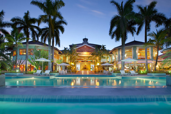 couples resorts jamaica tropical destination weddings main pool