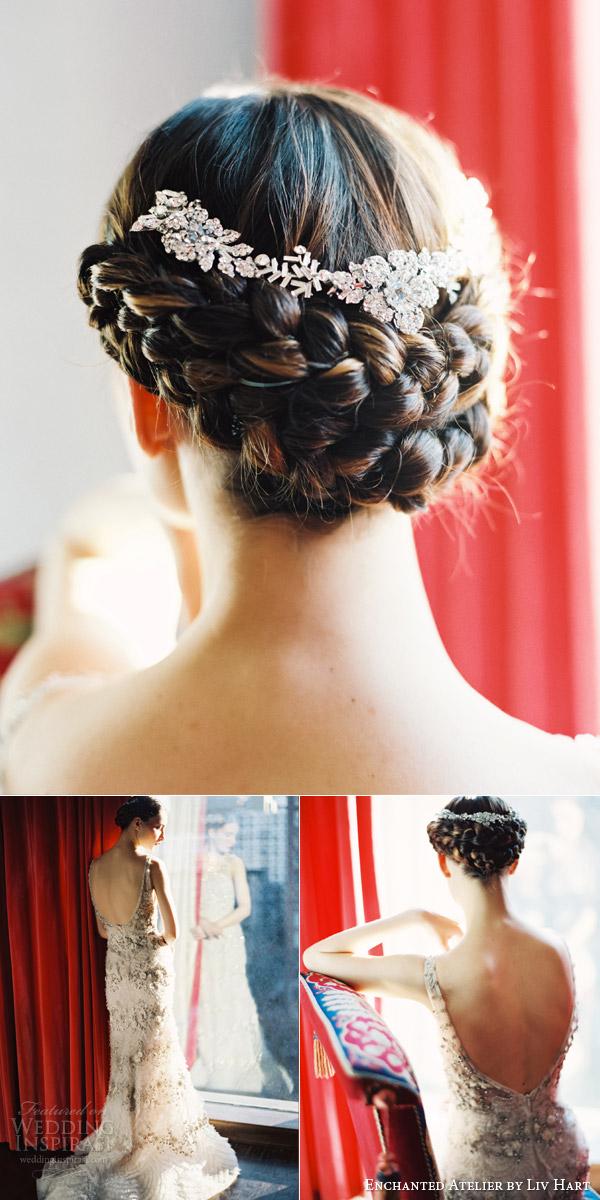 atelier encantado 2015 flora swarovski videira acessórios para o cabelo por liv hart