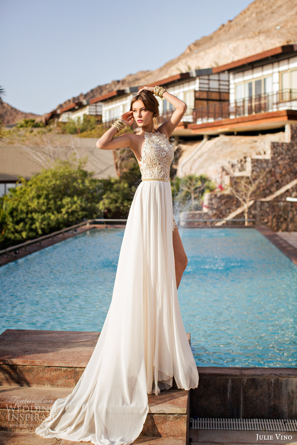julie vino bridal spring 2014 eden wedding dress